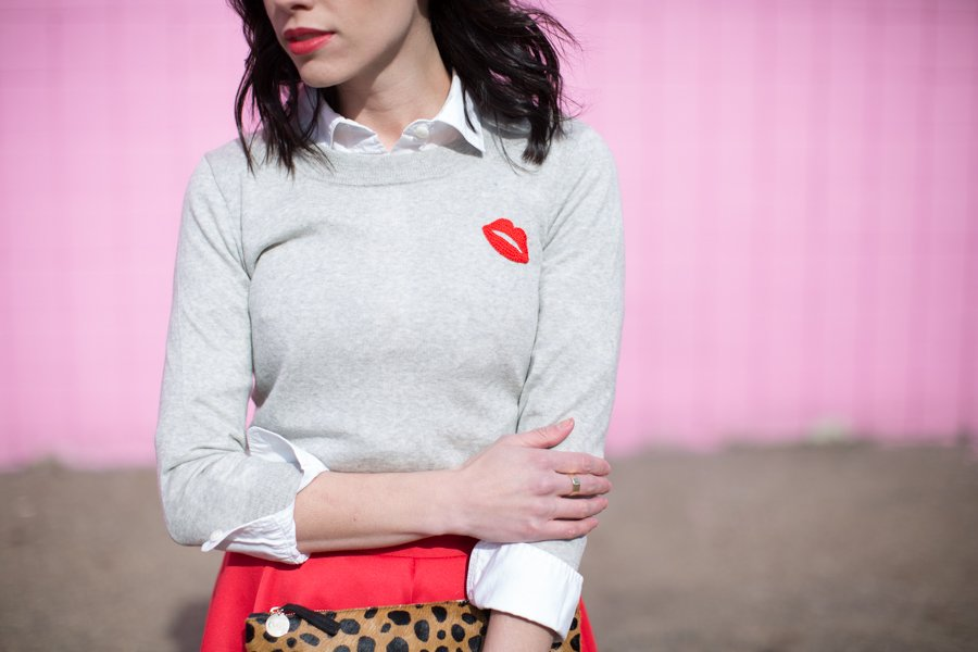 valentines date outfit wellesley and king pittsburgh fashion blogger