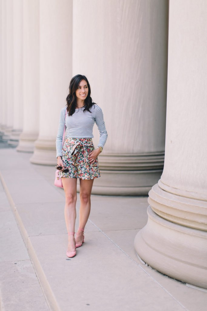 jcrew floral shorts-wellesley and king-@wellesleynking