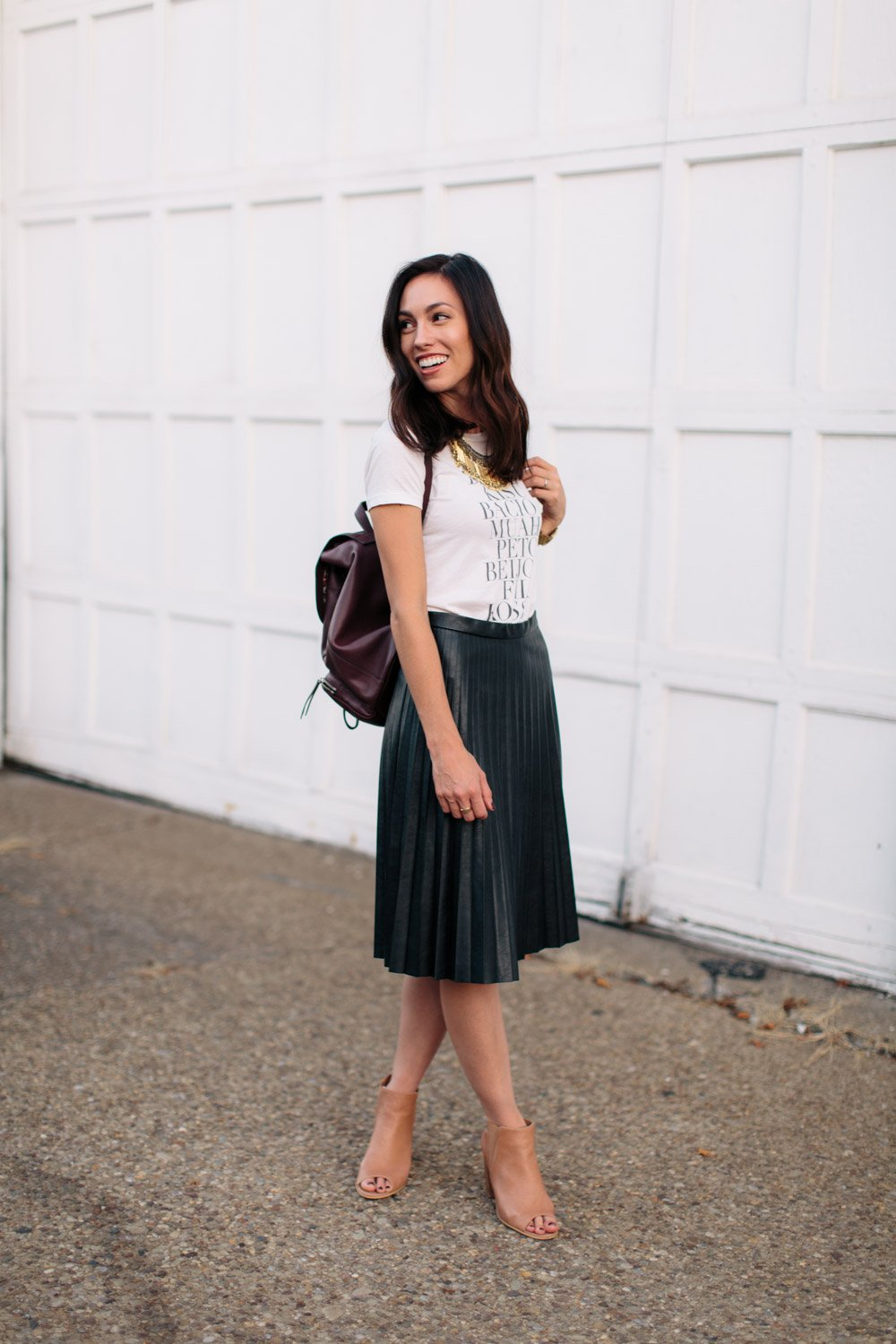leather midi skirt-@wellesleynking-Wellesley & King