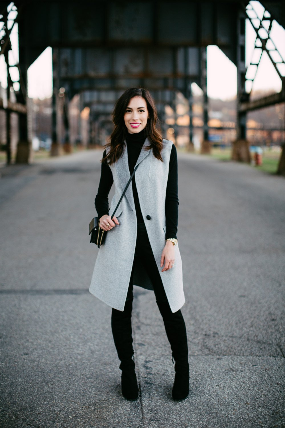 minimal style-pittsburgh blogger-wellesley and king-@wellesleynking