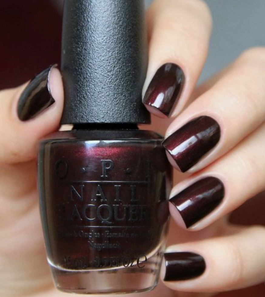 OPI Nail Polish | Five Cute Winter Nail Colors featured by top Pittsburgh fashion blog Wellesley & King